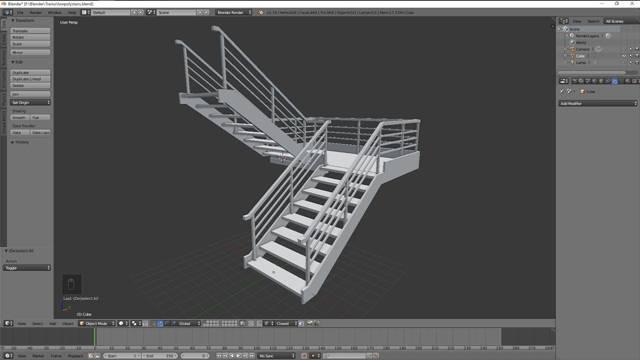 Programa 3D Blender