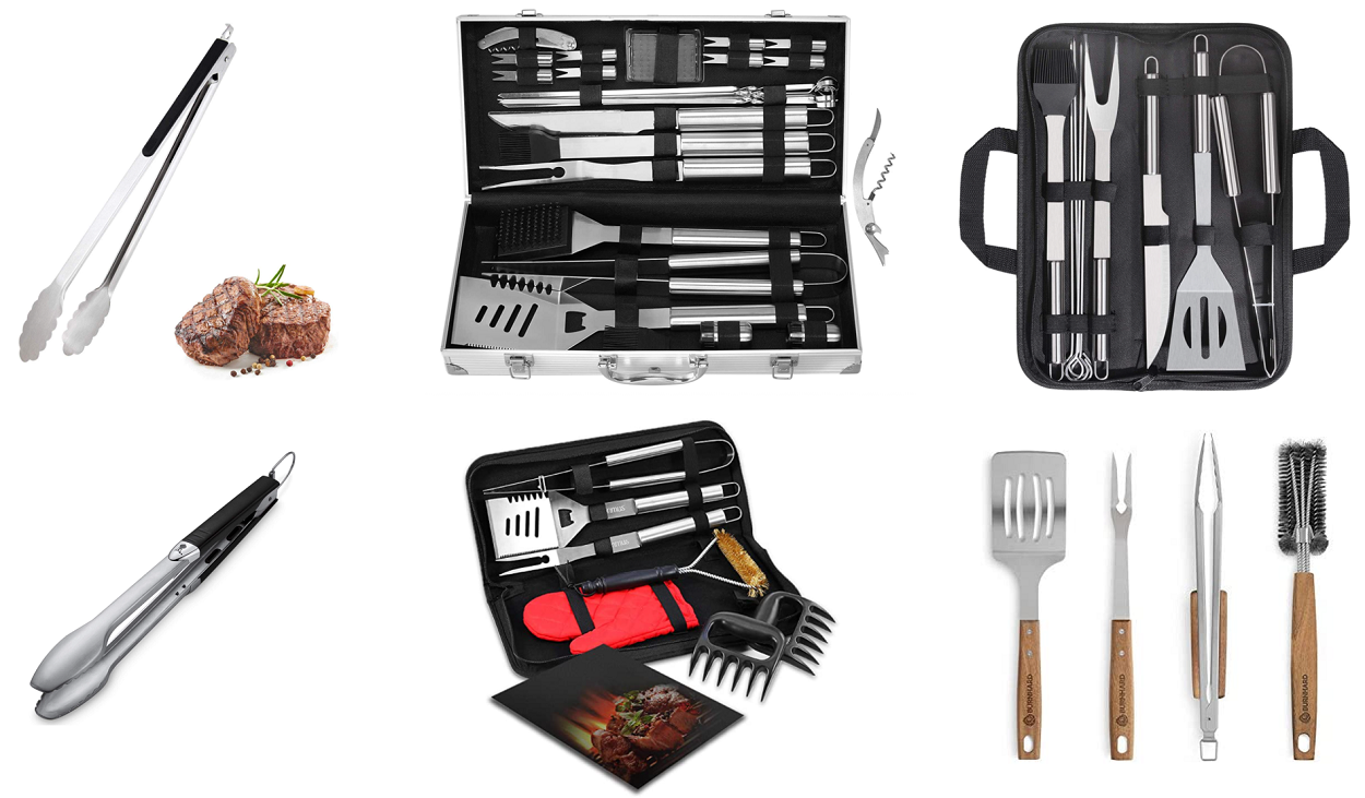 pinzas-utensilios-kits-de-barbacoas